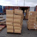 Detectan contrabando de casi 10 millones de cigarrillos en puerto dominicano