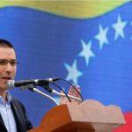 El canciller de Venezuela agradece al presidente de Nicaragua por solidaridad