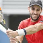 El español Adrián Menéndez Maceiras no pudo superar los cuartos de final