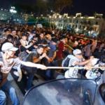 Enfrentamientos en Lima en manifestación contra ley de prácticas laborales