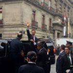 Peña Nieto reconoce labor del Estado Mayor Presidencial en su día