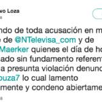Director mexicano niega acusación de violación a la actriz Karla Souza