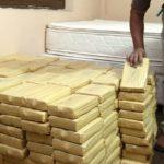 Incautan más de una tonelada y media en Colombia que era enviada a Brasil