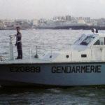 La guardia costera marroquí salva a 53 subsaharianos tras naufragar su patera
