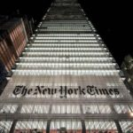 Los beneficios de The New York Times bajaron un 71,3 % en 2017