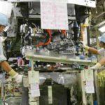 Los pedidos de maquinaria en Japón disminuyeron un 11,9 % en diciembre