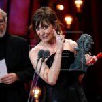 """Nathalie Poza, Goya a la mejor actriz protagonista por """"No sé decir adiós"""""""
