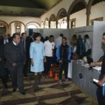 Inaugura, Calderón Luján la expo- decide-t para estudiantes de los niveles medio superior y superior.