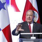 Solís afirma que la contienda electoral de Costa Rica recuerda al siglo XIX