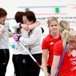 Suecia, campeona olímpica de curling femenino, tras ganar en la final a Corea
