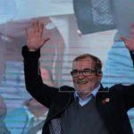 """""""Timochenko"""" termina primera gira electoral en medio de protestas"""
