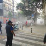 Un fuerte sismo de magnitud 7,2 sacude el centro y sur de México