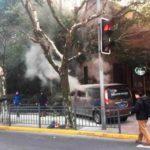 Una camioneta arrolla a peatones en Shanghái y deja al menos 18 heridos