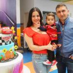 Un divertido cumpleaños vivió Antonio Bujaidar Ríos