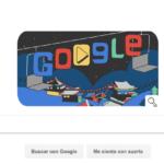 Doodle celebra Año Nuevo desde PyeongChang