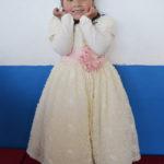 Lupita Segovia Ramos celebro sus tres añitos
