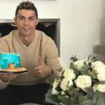 Cristiano cumple 33 años en su momento de mayor irregularidad