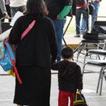 Mitad de hogares encabezados por madres de familia