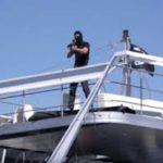 Un pescador palestino abatido por fuego israelí al salirse de zona de pesca
