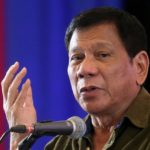 """Duterte, criticado por desaconsejar los condones al """"no ser placenteros"""""""
