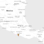 Reportan sismo de magnitud 4.1 al sureste de Acapulco, Guerrero