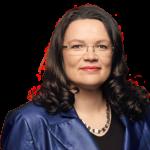 Andrea Nahles, una líder surgida del caos para la socialdemocracia alemana