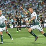 0-1. El argentino Furch le da triunfo al líder Santos en casa del Puebla