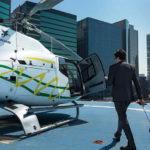 Lanzan servicios del transporte por helicóptero en la ciudad