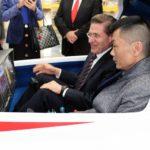 Comisión de Comercio de Shanghai apoyará promoción de Durango: Aispuro