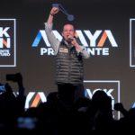 Candidatos Zavala y Anaya abren campaña electoral por Presidencia de México