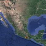 Reportan sismo de magnitud 4.0 al suroeste de Ciudad Hidalgo, Chiapas
