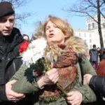 Decenas de detenidos en Minsk durante una protesta opositora
