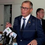 Delegación chilena visitará a exvicepresidente de Ecuador en prisión