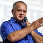 """Cabello sugiere sanciones a opositores que piden medidas """"contra Venezuela"""""""