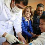 Atendidos 106 mil niños con el Programa Salud Integral: DIF Estatal