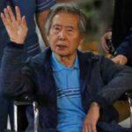 Expresidente Fujimori es hospitalizado por taquicardia y deshidratación