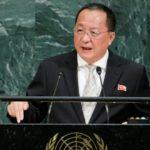 Pyongyang informa del viaje del canciller a Suecia previo a cumbre con Trump