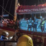 """Italia inmoviliza el """"Open Arms"""" y le acusa de promover la inmigración ilegal"""