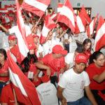 Jóvenes recuerdan en Asunción a muerto en asalto policial a sede opositora