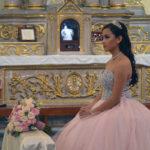 Frida Arleth Torres Villa festejó sus XV años