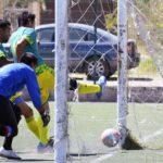 Grandes encuentros se vivieron en la Liga Guadalupe Victoria
