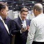 Anuncia Linamar nueva inversión de 50 mdd: Aispuro