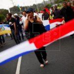 Masiva marcha de obreros panameños plantea acabar de raíz con la corrupción