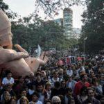 Miles de personas marchan en Argentina contra la despenalización del aborto