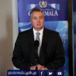 Ministro del Interior de Guatemala completa nombramientos en cúpula policial