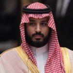 El príncipe heredero saudí llega a Egipto para comenzar gira internacional