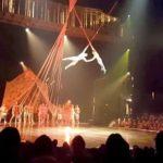 Muere trapecista del Cirque du Soleil tras caer en acto