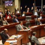 Parlamento Panamá rechaza denuncia contra jueces de un caso contra Martinelli