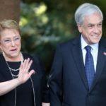 Piñera y Bachelet multiplican actividades en víspera del cambio de mando