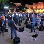 La Plaza IV Centenario vibró con Rockeando DGO 2018